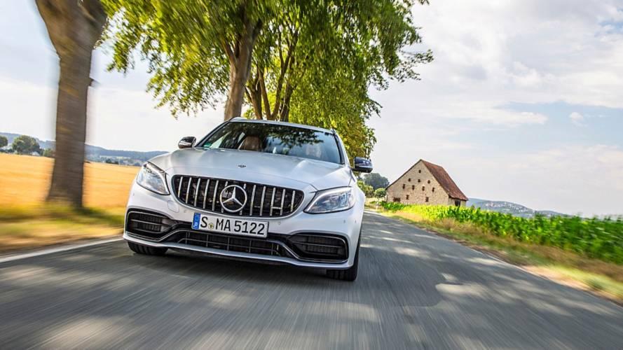 Mercedes-AMG C 63 S Estate 2019