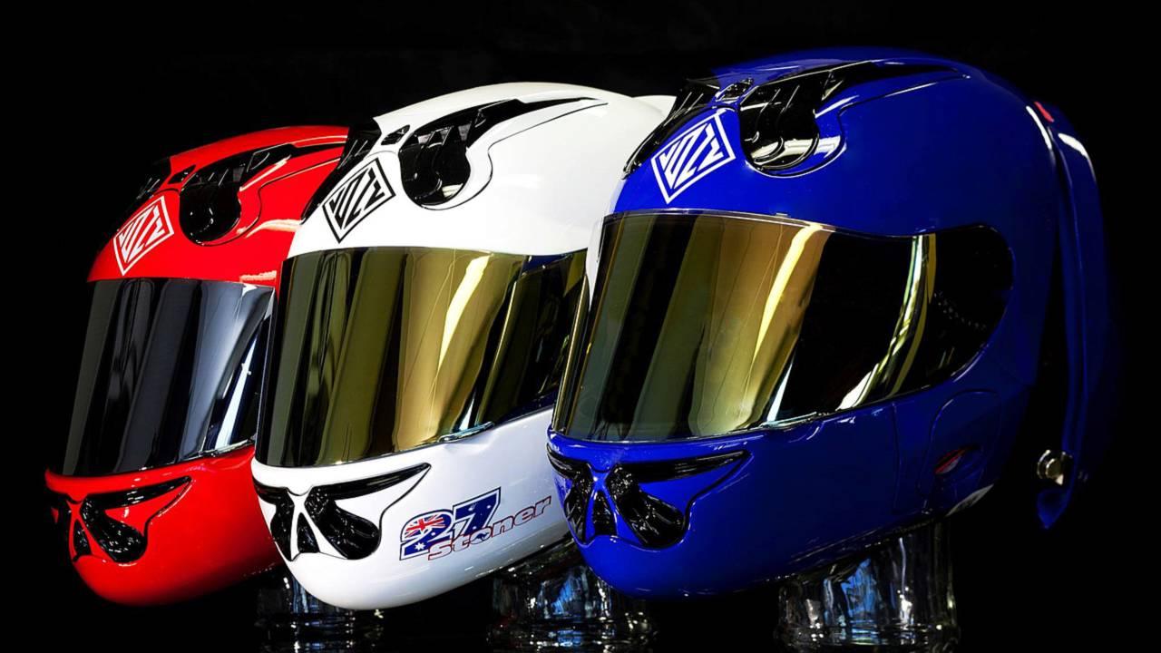Vozz Helmet Lets You in Through the Back Door
