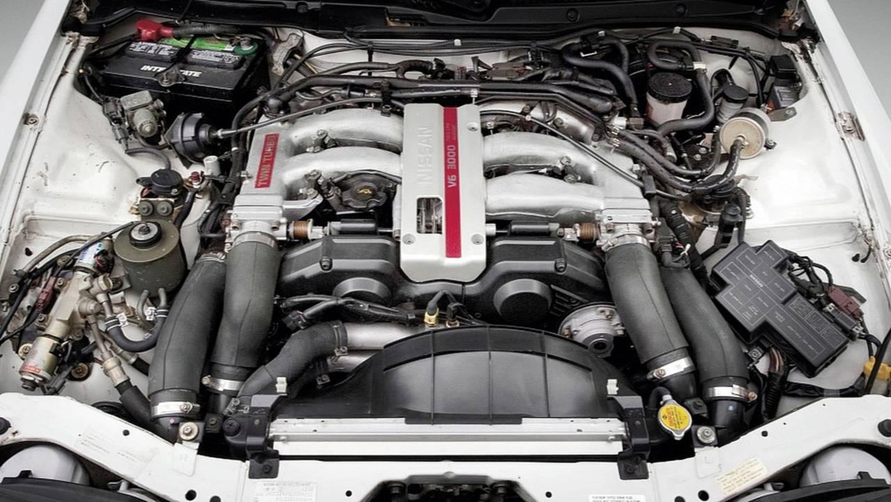 Nissan 300ZX Motoru
