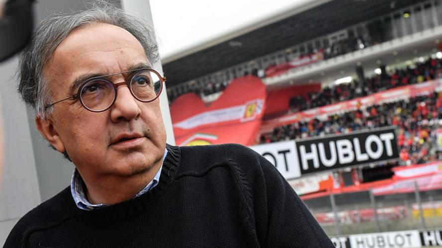 Tributes Pour In For Sergio Marchionne
