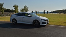 2018 Honda Civic i-DTEC Otomatik İlk Sürüş