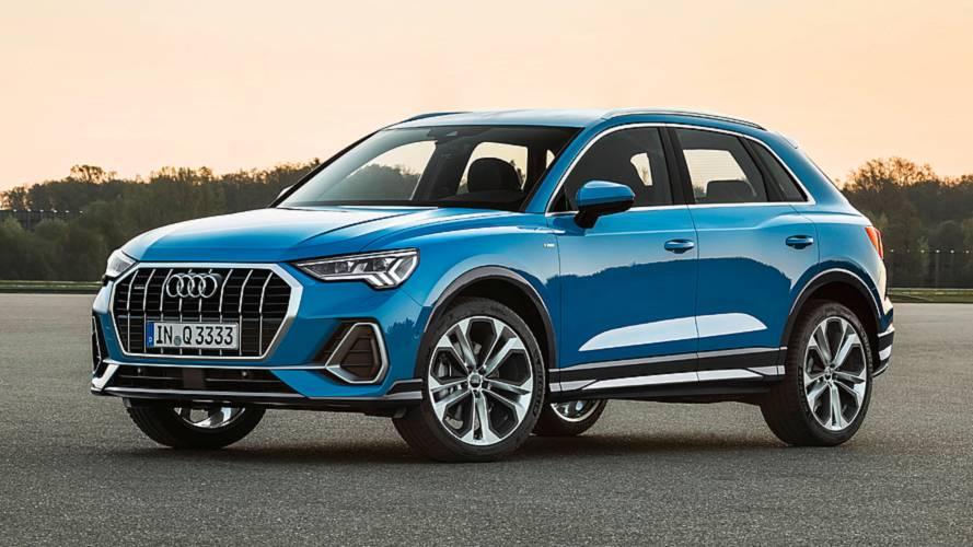 Audi Q3 (2018) - Les photos, vidéos et toutes les infos !