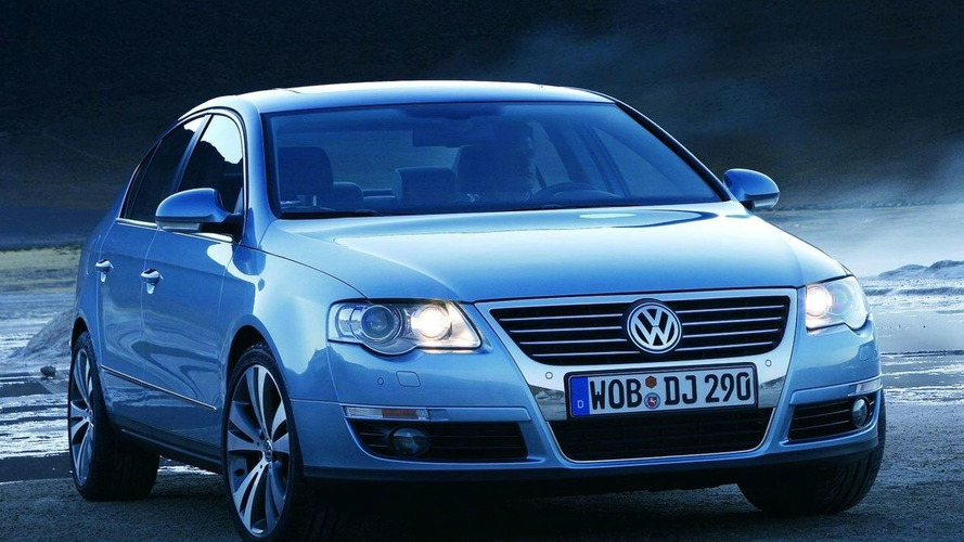 VW to Launch First Turbocharged CNG Passat