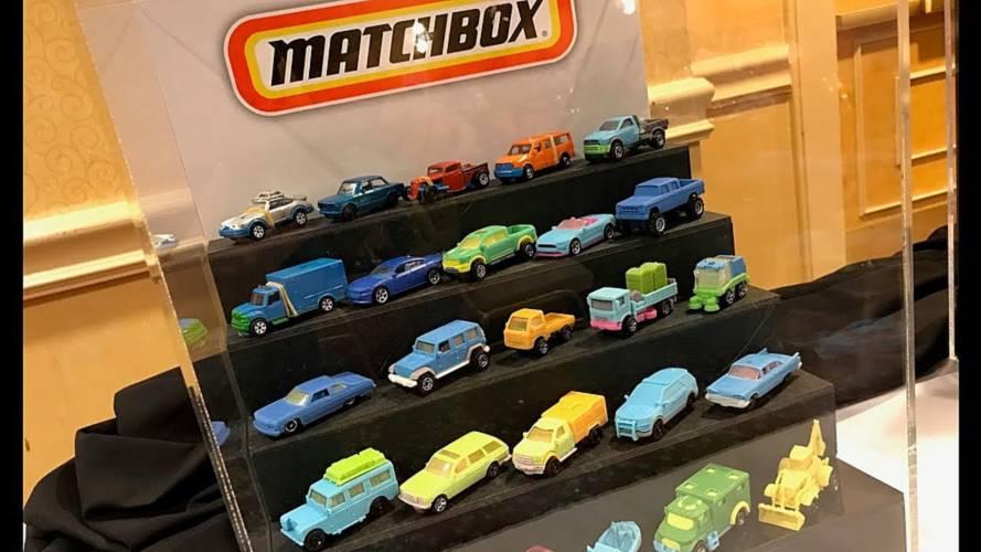 Matchbox Reveals 2019 Toy Lineup, Subaru SVX Fans Rejoice