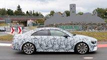 Mercedes-AMG CLA45 Spy Shots