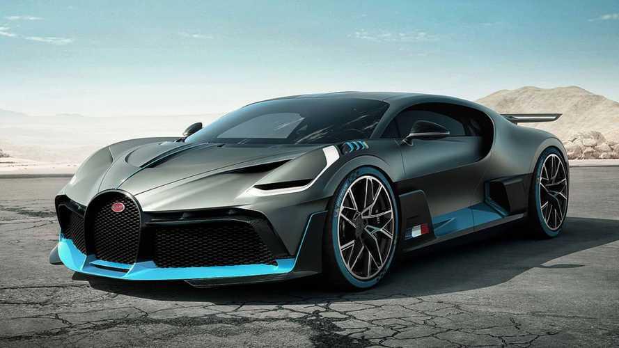 Bugatti lança Divo com 1.520 cv por R$ 24 milhões, mas já está esgotado