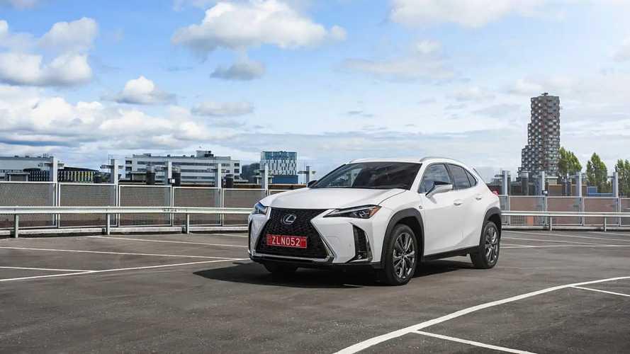 Lexus UX, essai à Stockholm