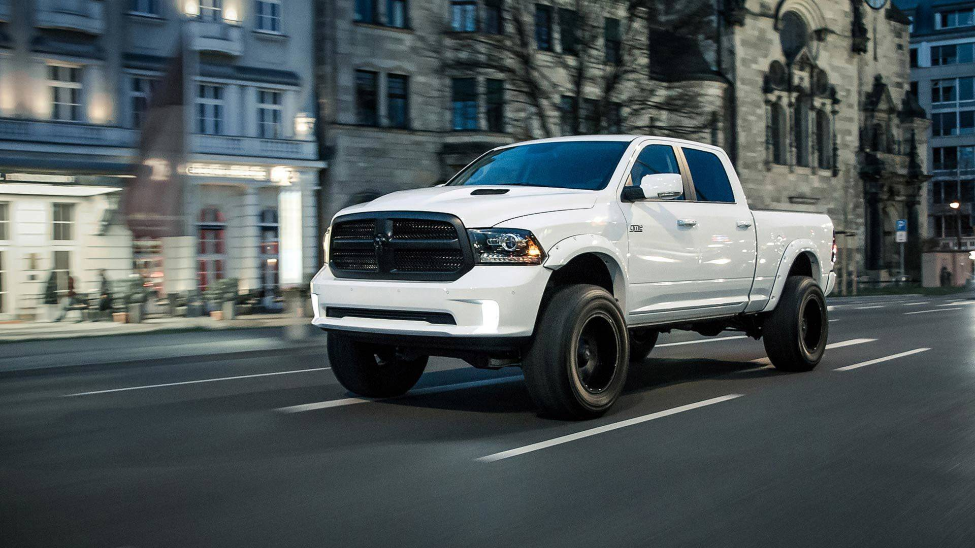 Ram 1500 Bigfoot Edition Stands Tall Thanks To German Tuner