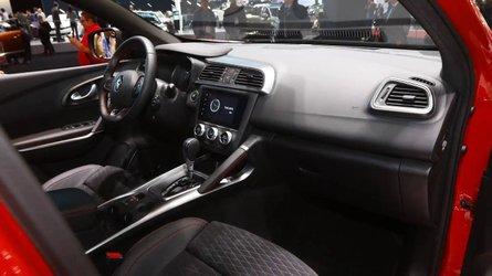 Renault Kadjar at the Paris Motor Show