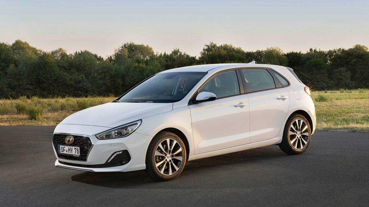 Hyundai i30 e i30 Wagon restyling