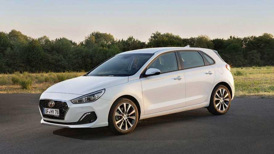 Hyundai i30 restyling, Diesel 1.6 per fare pulizia