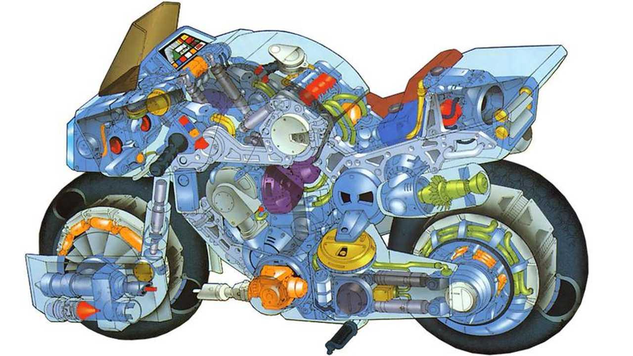 MOSPEADA Ride Armor