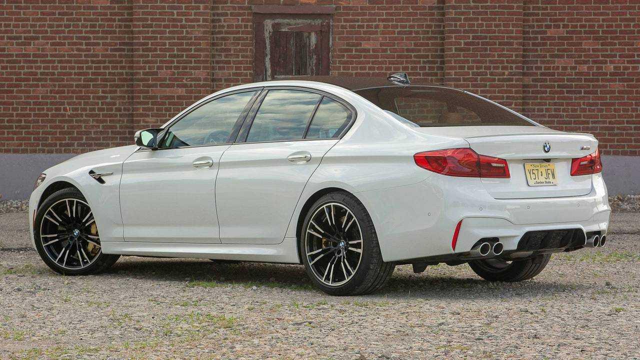 5. BMW M5