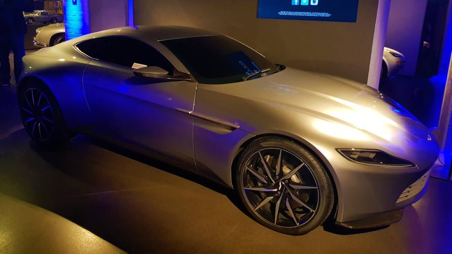 "Aston Martin To Celebrate ""Global James Bond Day"" In London"