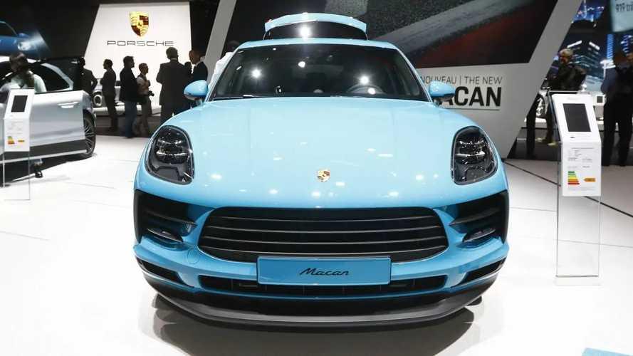Porsche Macan 2019 en el salón de París 2018