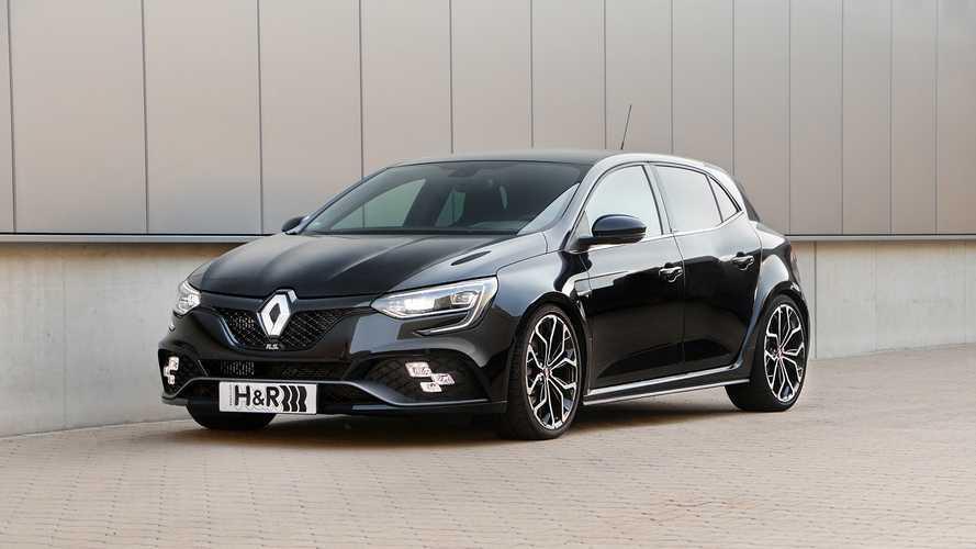 H&R-Sportfedern für den neuen Renault Mégane R.S.