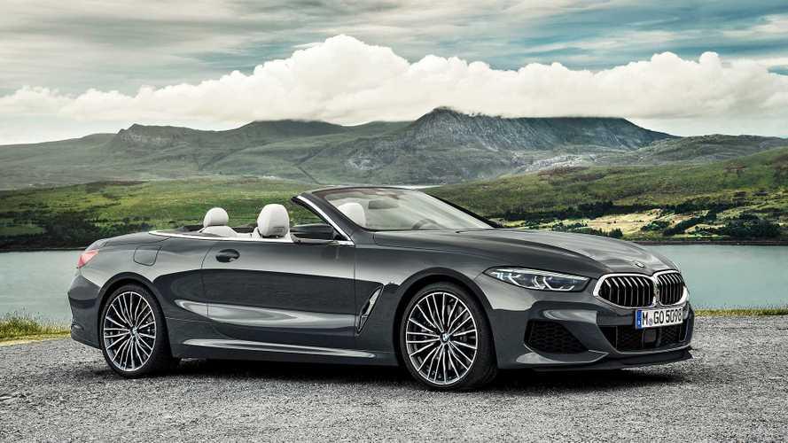 Das BMW 8er Cabrio ist da