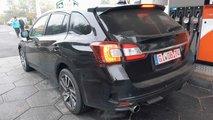 Subaru Levorg Casus Video