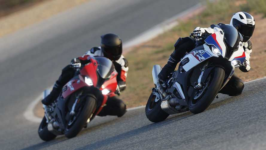 BMW Motorrad ofrecerá piezas M Performance para su moto superdeportiva