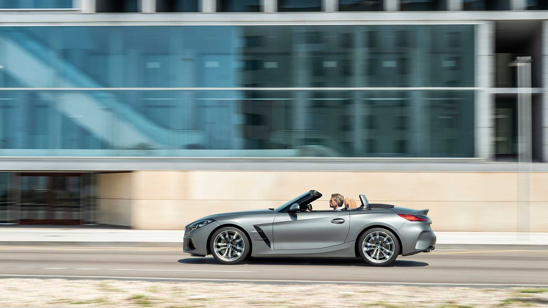 2019 Bmw Z4 M40i First Drive No More Zzzzzs