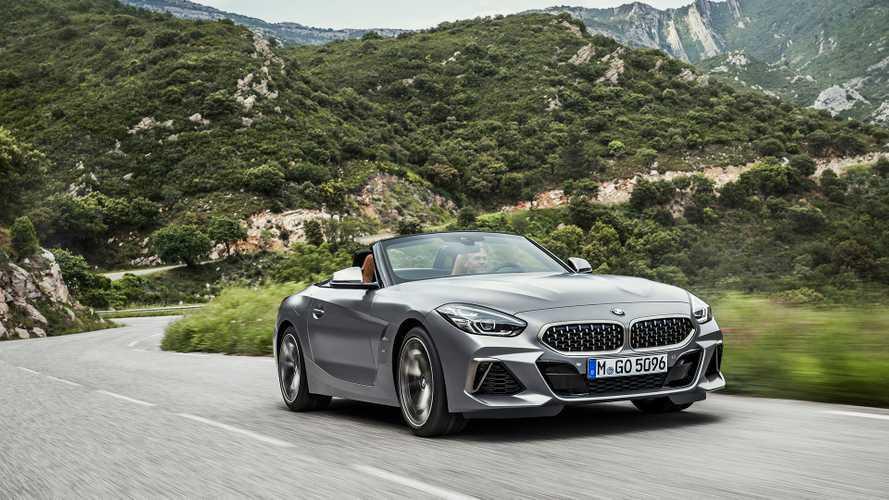 """BMW """"похоронит"""" Z4, но построит огромное кросс-купе X8"""