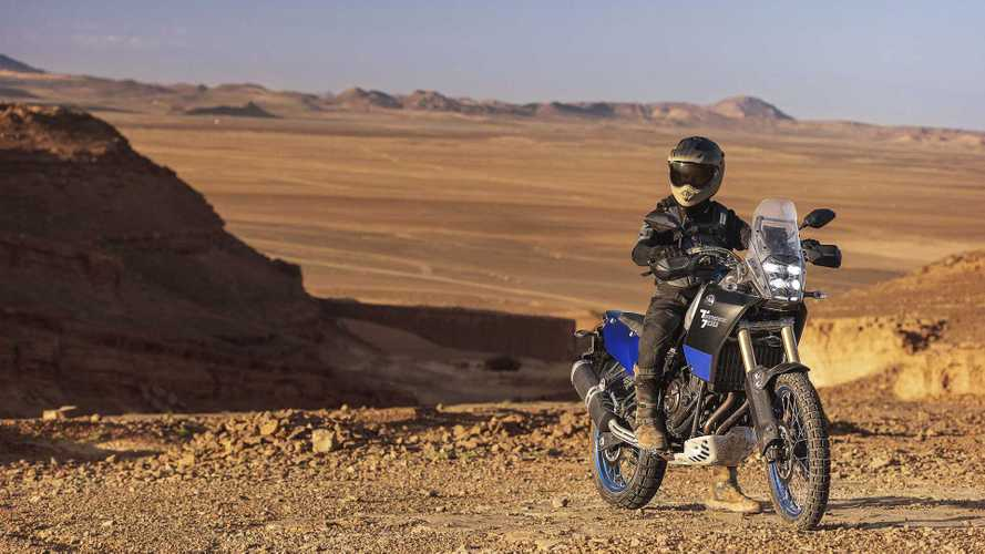 The Yamaha Ténéré 700 Rally Is One Step Closer To Reality
