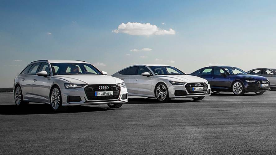 Audi A6 e A7 Sportback, in arrivo le mild-hybrid 40 TDI