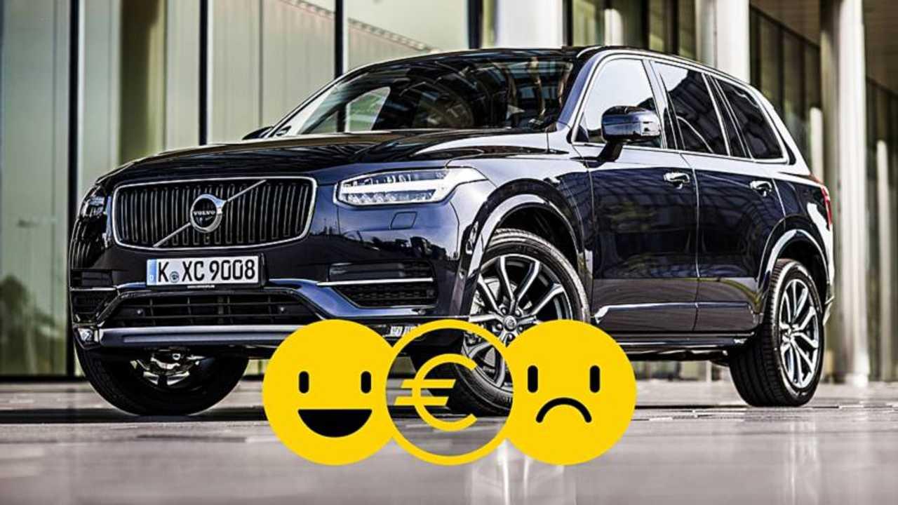 Promozione Volvo XC90, perché conviene e perché no