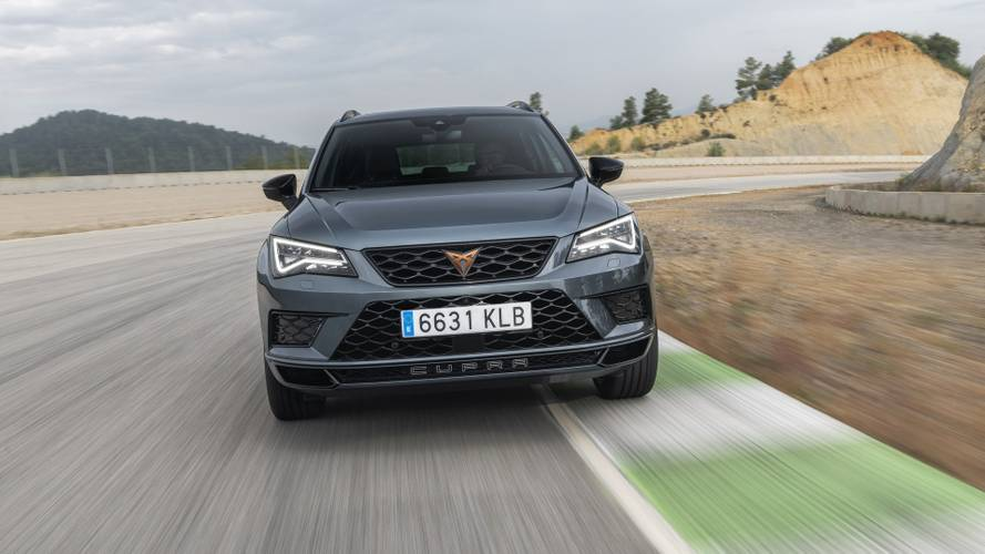 Hot Cupra Ateca SUV now on sale for £35,900