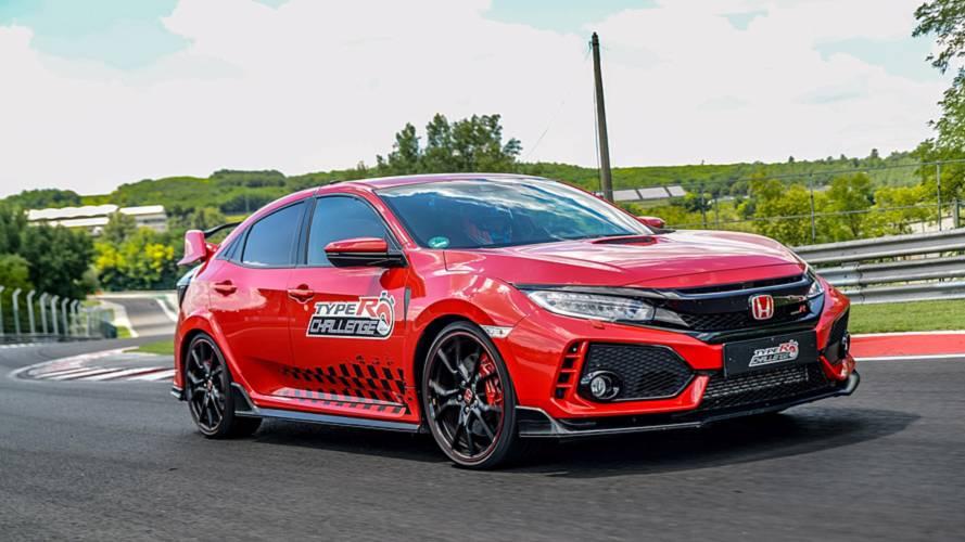 Encore un record pour la Honda Civic Type R