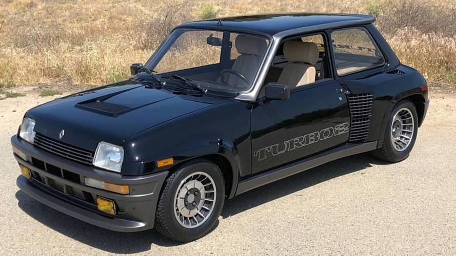 ¿Por qué costó tanto este Renault 5 Turbo 2 Evolution de 1985?