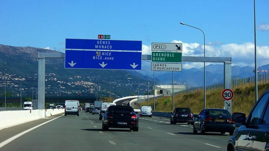 L'Autoroute A8