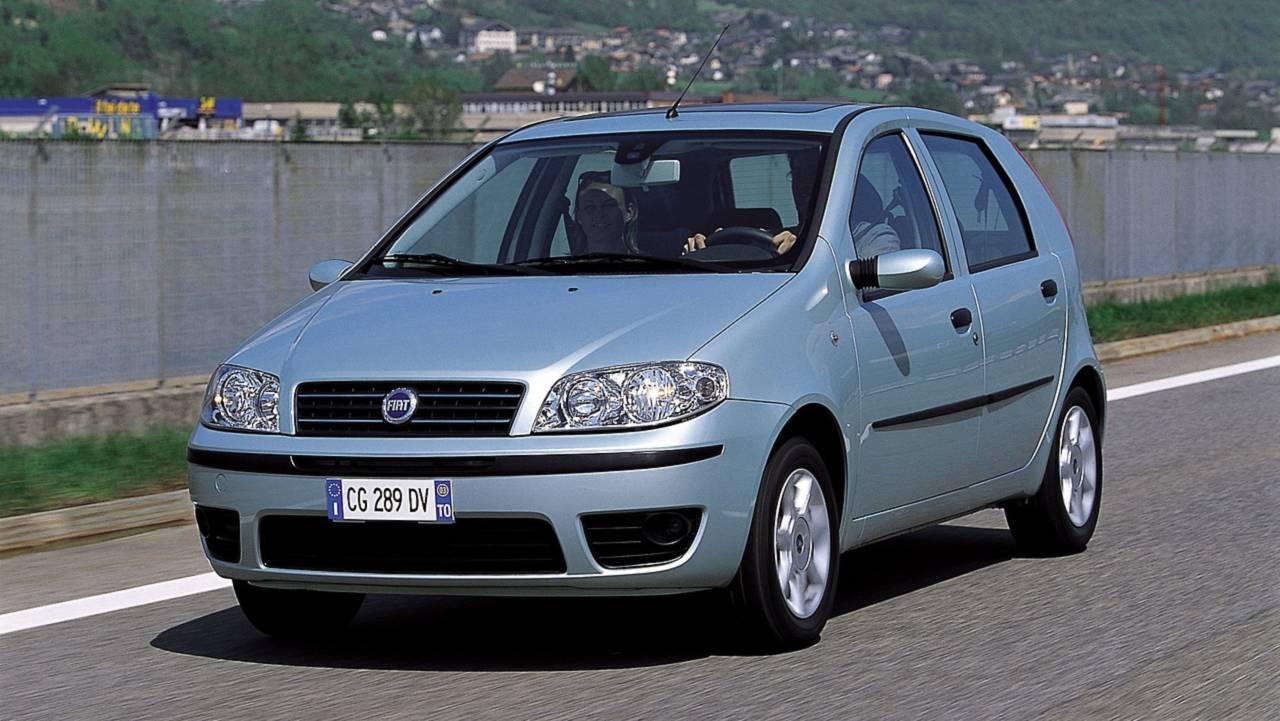 Fiat Punto - Il restyling che non convince