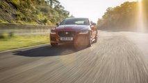 Jaguar Circuit de Charade lap record