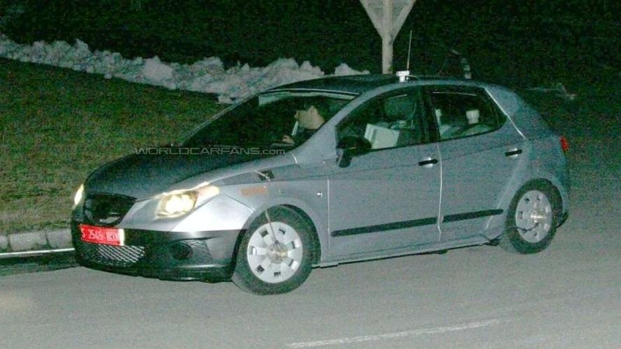 New Seat Ibiza to debut at Geneva