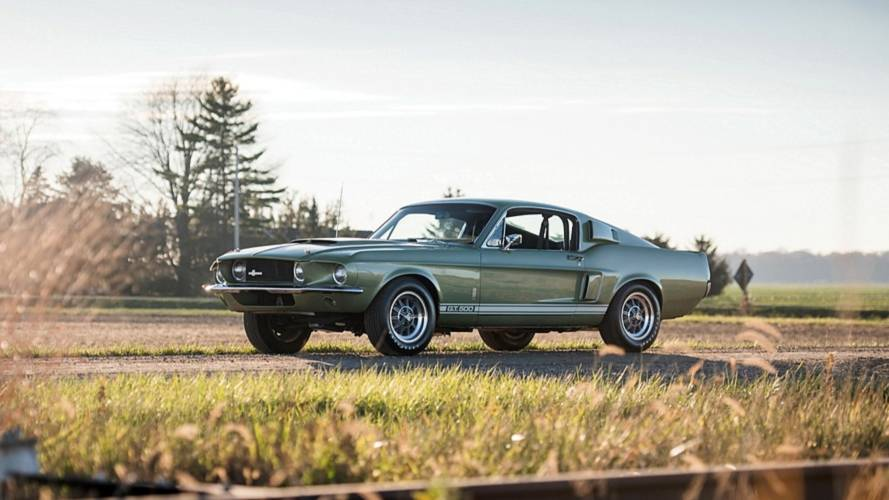 Guide d'achat : Ford Mustang I (1964-1973)