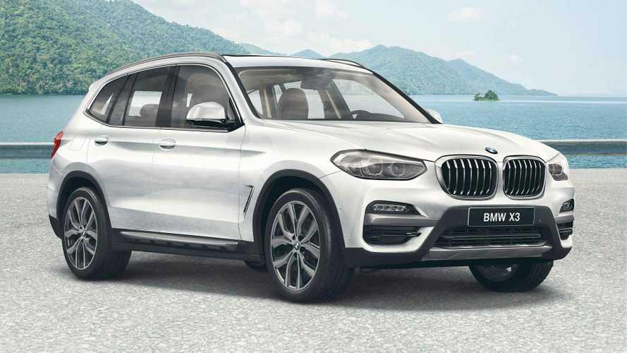 """BMW X3 ganha """"versão de entrada"""" xDrive20i X Line por R$ 276.950"""