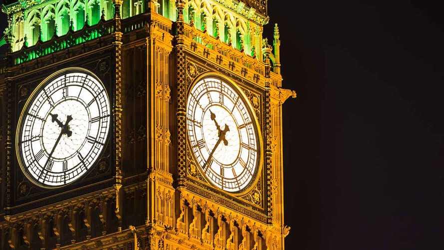 Big Ben at night London United Kingdom