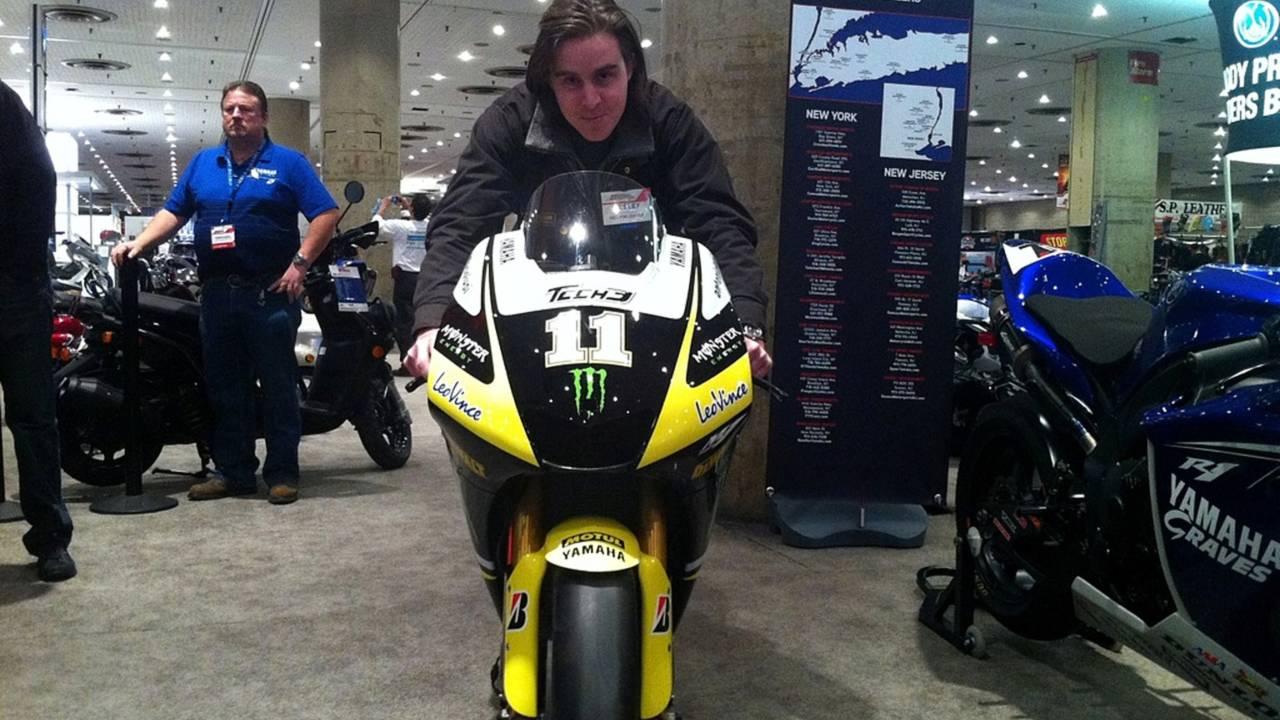 Destination: NY Motorcycle Show