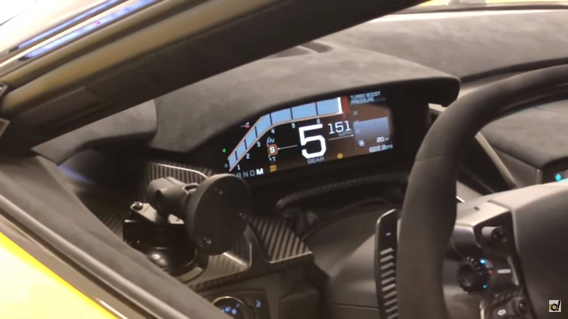 2018 Ford Gt Flexes Muscle At Dyno Numbers Are A Bit Low