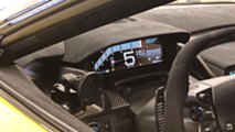 2018 Ford GT on dyno