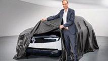 Opel GT X Experimental concept teaser