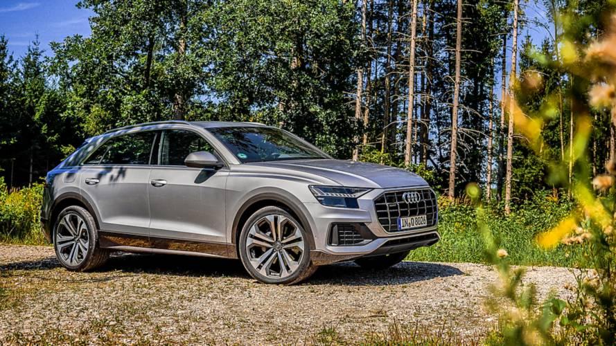 Újabb V6-os motorokkal gazdagodik az Audi Q8