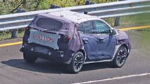 2020 Buick Encore Spy Photo