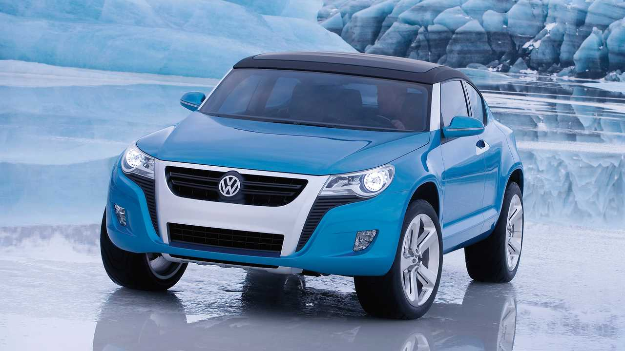 Volkswagen Concept A (2006)