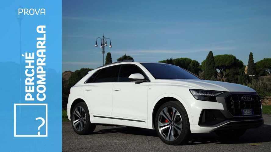 Audi Q8, perché comprarla e... perché no