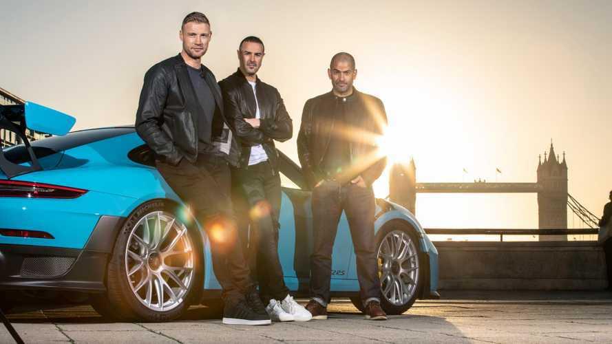 Les deux nouveaux présentateurs de Top Gear sont...