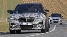2019 BMW X1 spy photos