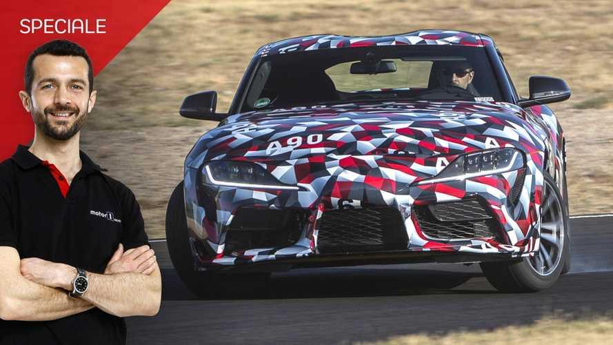 Toyota Supra, un nome meritato al 100%