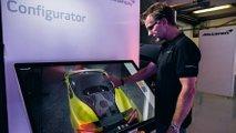 McLaren MARC real-time configurator